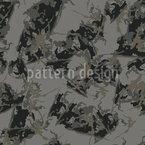Camuflagem Mística Design de padrão vetorial sem costura