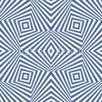 Hineingezogen Vektor Muster