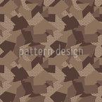 Geometrische Tarnung Vektor Design