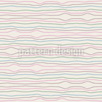 Flux Stripes Seamless Vector Pattern