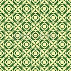 Orientalischer Gruß Musterdesign