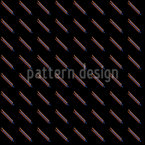 Diagonal Dotted Lines Seamless Vector Pattern Design