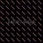 斜めの点線 シームレスなベクトルパターン設計