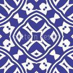 Medianoche en Fez Estampado Vectorial Sin Costura