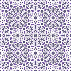 Geometric Arabic Mosaic Vector Ornament