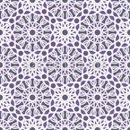 Geometrisches Arabisches Mosaik Vektor Ornament