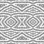 Grannies Stitch Seamless Vector Pattern Design