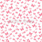 Butterflies Party Seamless Vector Pattern Design