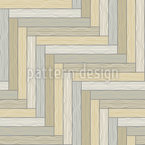 Herringbone Parquet Seamless Vector Pattern