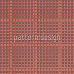 Quadrador de Az Design de padrão vetorial sem costura