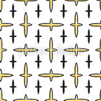 Crosses In The Daylight Pattern Design