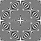 Psychedelisch Muster Design