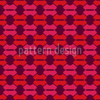 Magnetic Elements Seamless Vector Pattern