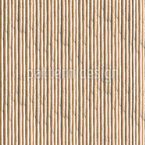 Ochre Stripes Seamless Vector Pattern Design