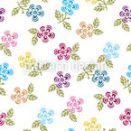 Cute Little Flower Repeat