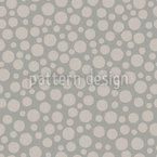 Cercles en sourdine Motif Vectoriel Sans Couture