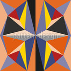 Covered Dimension Seamless Vector Pattern Design