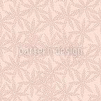 Dalmatiner Blumen Vektor Design