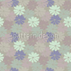 Pastel Flowers Pattern Design