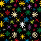 Snowflake Variations Repeat