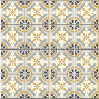 Victorian Floor Vector Pattern