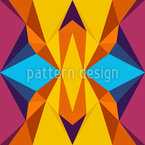 Dimensional Vision Seamless Vector Pattern Design