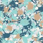 Tinten-Camouflage Nahtloses Vektormuster