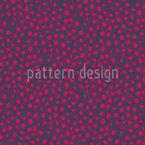 Tropical Spots Seamless Vector Pattern Design