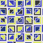 Split Squares Pattern Design