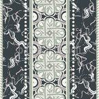 Marmorstein Oriental Nahtloses Vektormuster