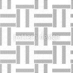 Double passage pour piétons Motif Vectoriel Sans Couture