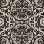 Monochromo Seamless Vector Pattern Design