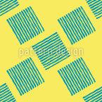 Boîtes à rayures abstraites Motif Vectoriel Sans Couture