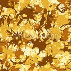Camuflagem de Caramelo Design de padrão vetorial sem costura