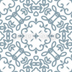 Nordische Symmetrie Nahtloses Vektormuster