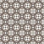Geometric Check Seamless Vector Pattern Design