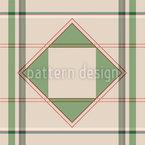 織チェックタイル シームレスなベクトルパターン設計