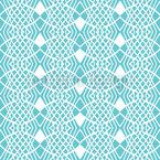 魚のような縞模様 シームレスなベクトルパターン設計
