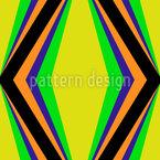 ダイヤモンドのグリッド シームレスなベクトルパターン設計