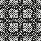 Bandana Criado De Acrs Design de padrão vetorial sem costura