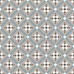 Fine Checkered Seamless Vector Pattern Design