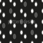 発光楕円形 シームレスなベクトルパターン設計