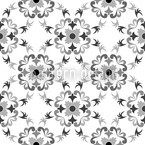 Florial Seamless Vector Pattern Design