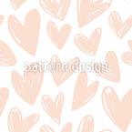 Very Soft Love Vector Ornament