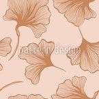 マクロイチョウ シームレスなベクトルパターン設計