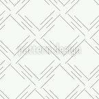 Geometrische Gepunktete Linie Nahtloses Vektormuster