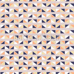 Triangle Rectangles Seamless Vector Pattern Design