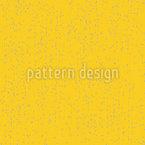 Rainy Summer Seamless Vector Pattern Design