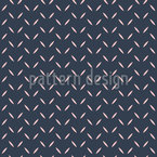 Minimalistic Strokes Vector Pattern