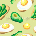 Champion Breakfast Vector Design